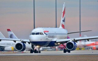 Самые большие и самые загруженные аэропорты Европы и мира нашего времени