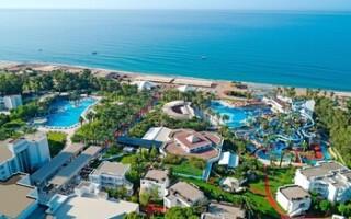 Туристы назвали лучшие отели Турции с системой «всё включено»
