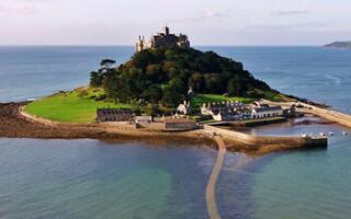 В Британии ищут смотрителя в средневековый замок на острове