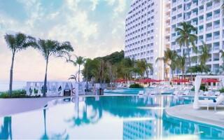 Hilton открыл в Мексике абсолютно новый курорт all inclusive с 14 ресторанами