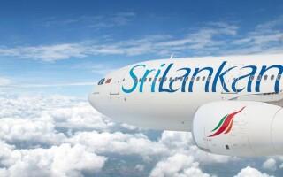 Авиакомпания SriLankan Airlines начала регулярные полеты в Домодедово