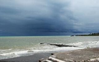 Сухум затопило из-за сильных дождей