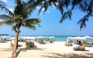 Популярный остров Пхукет открыл границы для иностранных туристов