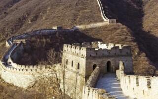 Туристов внесли в «черный» список Великой Китайской стены за то, что они слишком далеко зашли