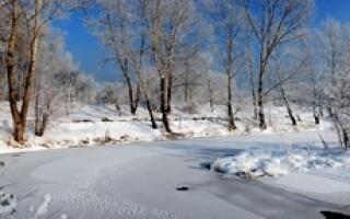 Переправа по льду