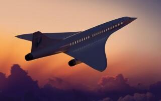 Через океан за 3 часа: сверхзвуковые пассажирские самолеты возвращаются в небо