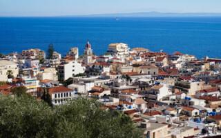 В Греции предложили отменить визы для туристов из РФ